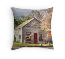 Stock & Station Agency Throw Pillow