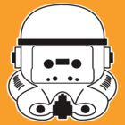 Cassette Trooper by cudatron