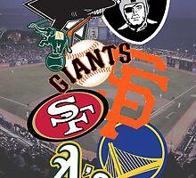 Bay Area Sports by tatiananori