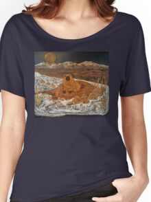 Good Morning, Mr. Groundhog! Women's Relaxed Fit T-Shirt