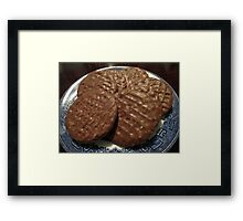 A Taste of Chocolate Framed Print