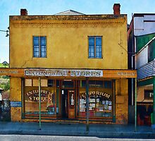 Carcoar General Store by Stuart Row