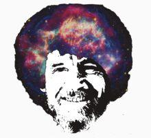 Bob Ross Shirt & Sticker  | Unisex T-Shirt