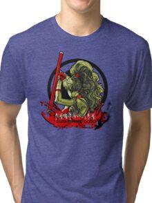 Bushin-Ryu Dojo Tri-blend T-Shirt