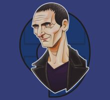 The Ninth Doctor by RoguePlanets