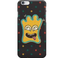 Cute Monster iPhone Case/Skin