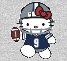 Hello Kitty Loves Tony Romo & The Dallas Cowboys! by endlessimages