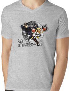 The Chan Bros. Mens V-Neck T-Shirt