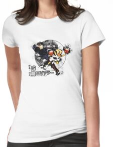 The Chan Bros. Womens Fitted T-Shirt