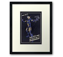 The Alternator Framed Print