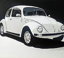 VW beetle by sidfox