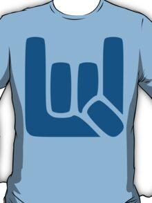 Sign of the Horns v3 T-Shirt