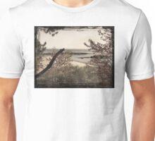 Vintage Lake Superior Beach Unisex T-Shirt