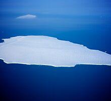 Antarctic ice by joeferma