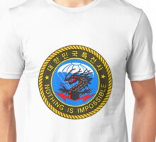 5th Special Forces Brigade (Airborne) BLACK DRAGON Unisex T-Shirt