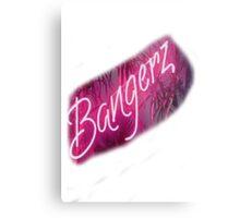 Bangerz Logo Metal Print