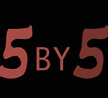 5 by 5 by Charlie Smith