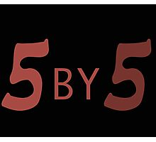 5 by 5 Photographic Print
