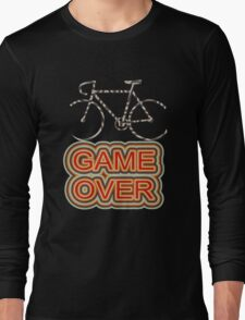 Cycling Game Over T-Shirt