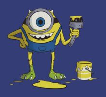 Minion Wazowski by ItokoDesign
