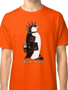 son of punk as fsck Classic T-Shirt
