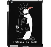 son of punk as fsck iPad Case/Skin