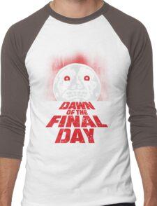 Dawn of the Final Day Men's Baseball ¾ T-Shirt