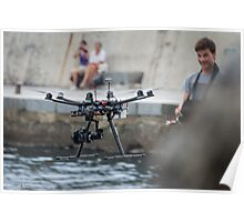 Arial Photography Poster