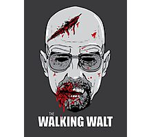 The Walking Walt Photographic Print
