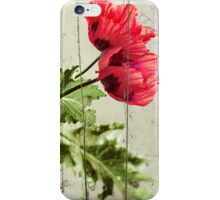The things we remember iPhone Case/Skin