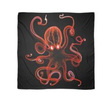 Octopus Red Scarf