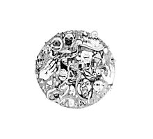 Intricate detailed circle Photographic Print