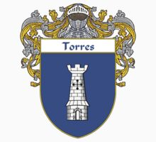 Torres Coat of Arms/Family Crest Kids Clothes