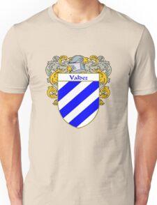 Valdez Coat of Arms/Family Crest Unisex T-Shirt