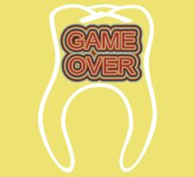 Funny Game Over Kids Clothes