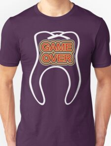 Funny Game Over T-Shirt