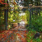 Domain de La Rochette - Western Gate by Jeremy Lavender Photography