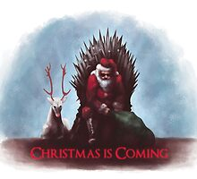 Christmas is Coming - Game of Thrones  by awkaffections