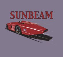 Sunbeam 1000HP 1927 by velocitygallery