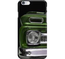 Big in green iPhone Case/Skin