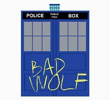 Tardis - Bad Wolf T-Shirt