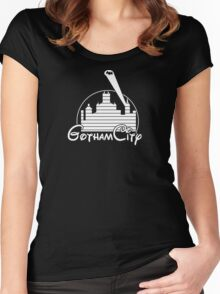 Where screams come true Women's Fitted Scoop T-Shirt