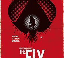 The Fly (Red Collection) by AlainB68