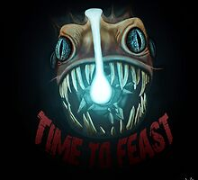 TIME TO FEAST FT. Kogmaw by Brandon Scribner
