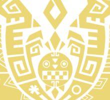 Monster Hunter 4 Logo Sticker