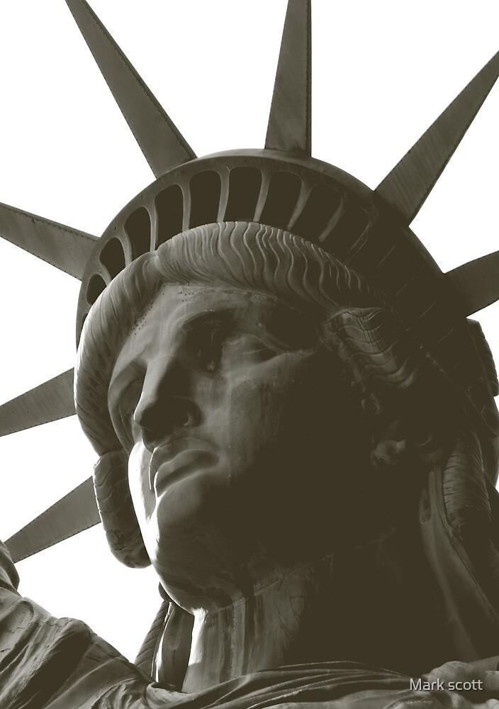 Liberty by Mark Walker