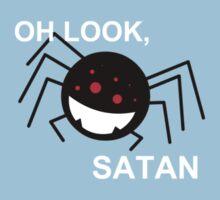 Oh look, Satan by CrumpetKing