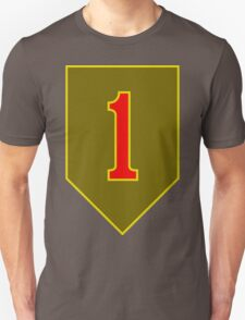 1st Infantry Division, US Army T-Shirt