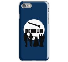 Doctor Who Monsters iPhone Case/Skin