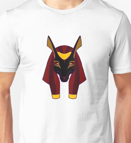 Fancy Egyptian God Seth Unisex T-Shirt